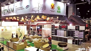 Vietnamese firms promote products at Thai FB trade fair