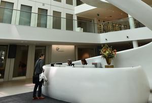 The unique sights of FrieslandCampina's Dutch R&D centre