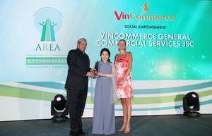 VinCommerce wins Asia Responsible Enterprise Awards