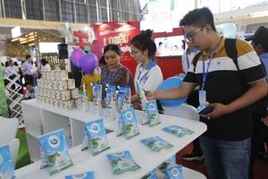 International milk, dairy exhibition opens in HCM City