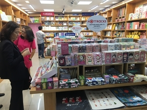 Fahasa sets up dedicated Korean area in HCM City store