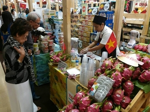 Vietnamese good to be displayed at Japanese supermarket chain