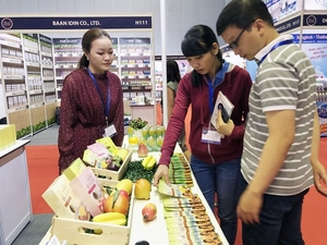 Annual Thai trade fair opens in HCM City