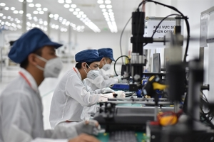 Work starts on VinSmart phone factory