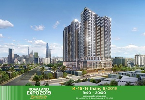 Dual profits when investing in luxury condo in the heart of HCM City
