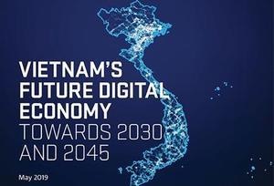 Australia, VN issue new report on digital transformation roadmap