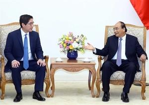 JG Summit Holdings keens on Viet Nam's tea,plastic recycling sectors