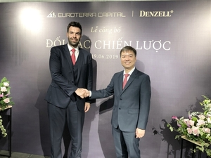 Hong Kong real estate agency, European property investment firm jointly enter VN