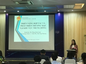 VN exports should target West Asia: conference