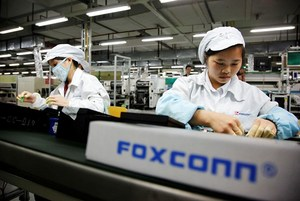 Foxconn to open $40m factory in Quang Ninh