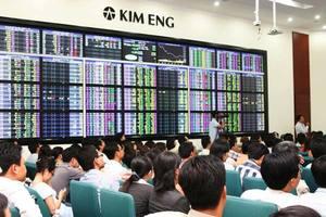 Shares slide on weak trading