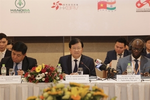 Business environmentneeds strong Gov't actions: VBF 2019