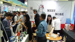 Vietnamese goods on show in South Korea