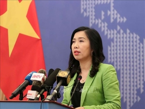 Viet Nam values partnership with US: spokesperson