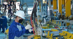 VN's industrial production up 9.4%