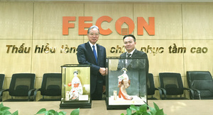 Japanese firm acquires 17 per cent of Fecon