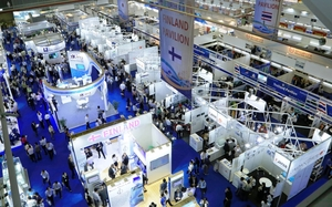 Vietwater 2019 to come to Ha Noi