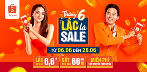 Shopee launches new promotion programme