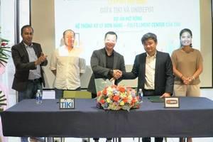 Tiki, Unidepot to buildnew fulfillment centre