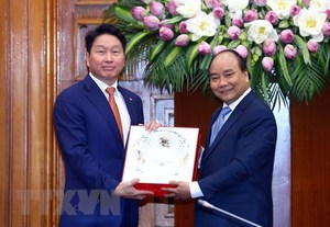 Viet Nam welcomes SK Group's investment: PM