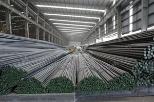 Hoa Phat sells 1.16 tonnes of steel in five months