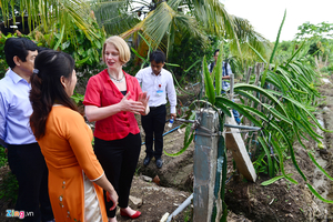 New Zealand helps Viet Nam add value to its dragon fruit