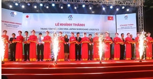 $5.4 million logistics centre opens in Ba Ria- Vung Tau