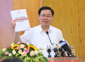 First-ever White Book on Vietnamese Businesses launched
