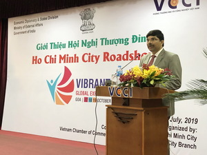 Vietnamese companies to take part in India business summit