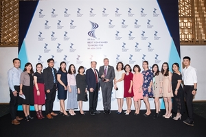Heineken Vietnam, Tiki, URC Vietnam, Unilever Vietnam named best companies to work for in Asia