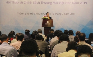 VN, South Korea trade, investment ties on strong footing: seminar