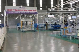 VN industrial market seizes opportunities from the automotive sector