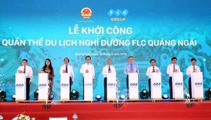 Quang Ngai to get new resort
