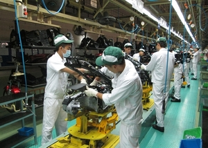 Viet Nam's six-month industrial production up 9.13%