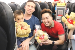 Vietjet launches promotion to celebrate deal with Google