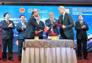 Conference highlights investment, tradeopportunities in Thanh Hoa