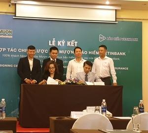 P2P lending platform signsco-operation deal with Vietinbank Insurance