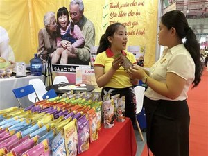 Food, beverage, packing machines expo returns to HCM City