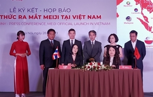Ikigai Viet Nam to distribute Meiji products in Viet Nam