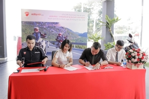 Adayroi to distribute Ducati vehicles in Viet Nam