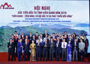 PM exhorts Kien Giang Province to capitalise on resources to become innovative, wealthy