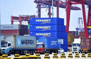 Japanese firm eyes 10-per-cent stake in Vietnamese logistics firm