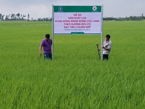 Loc Troi Group expands organic agricultural production