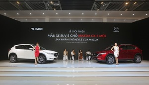 Thaco offers new Mazda