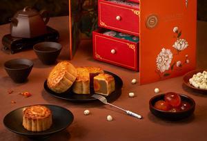 Sheraton Saigon celebrates Mid-Autumn Festival with traditional and artisanal mooncakes