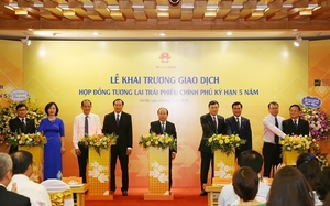 Viet Nam launches government bond futures contract