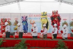 Work on $193 million port complex begins in Tra Vinh