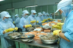 Agriculture sector will boost seafood, forestry production in H2