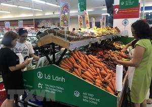 ​​​​​​​La Lanh brand of safe vegetables enters market
