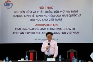 RoK shares innovation experience with VN
